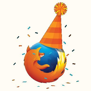 Noveno aniversario Mozilla Firefox | 09-11-2013