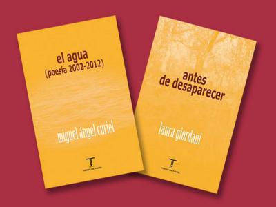 Los dos primeros títulos de Ediciones 'Tigres de Papel'