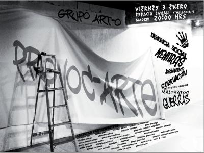Provoc_Arte del Grupo ART_O