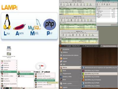 Aplicaciones para la empresa implementadas en Ubuntu