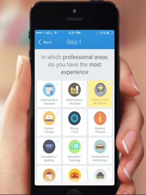 App de jobandtalent para Android