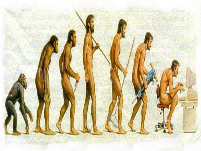 Del 'Australopithecus' al 'Homo Informático' sin solución de continuidad