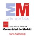 Logo | Consejería de Educación | Comunidad de Madrid