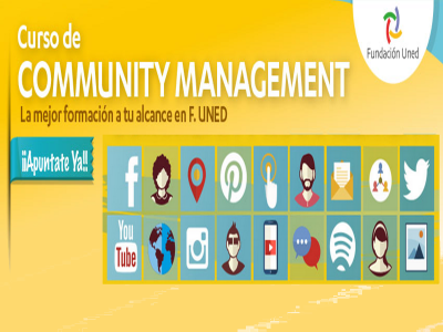 Curso de Community Management de la Fundación UNED